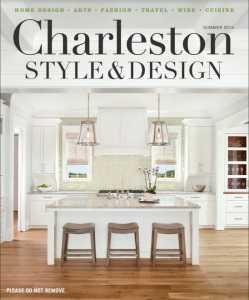Charleston style and design summer 2016