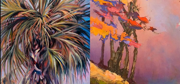 "Lowcountry Artists Gallery presents: ""Trees"""