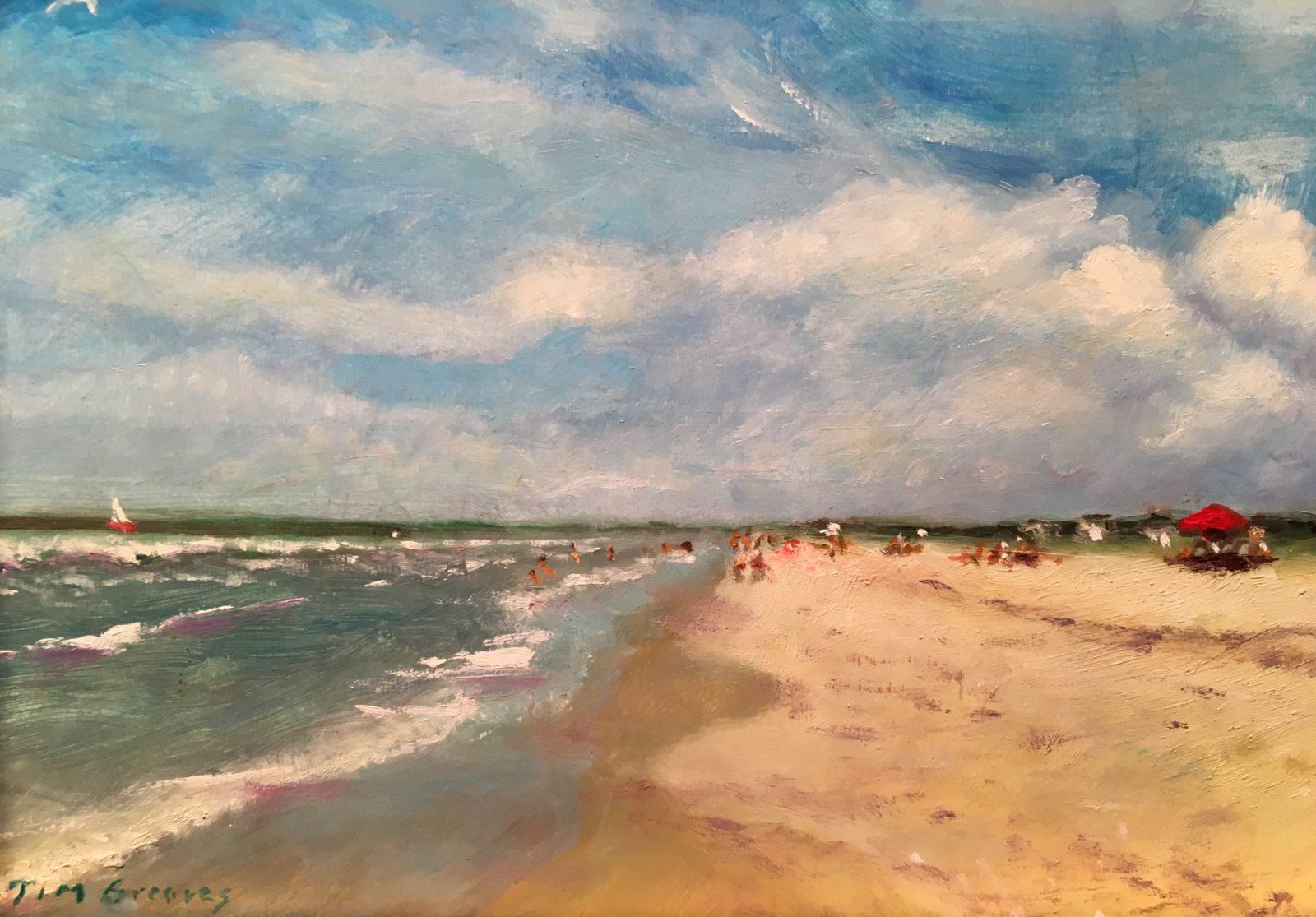 Tim Greaves, Bright Beach
