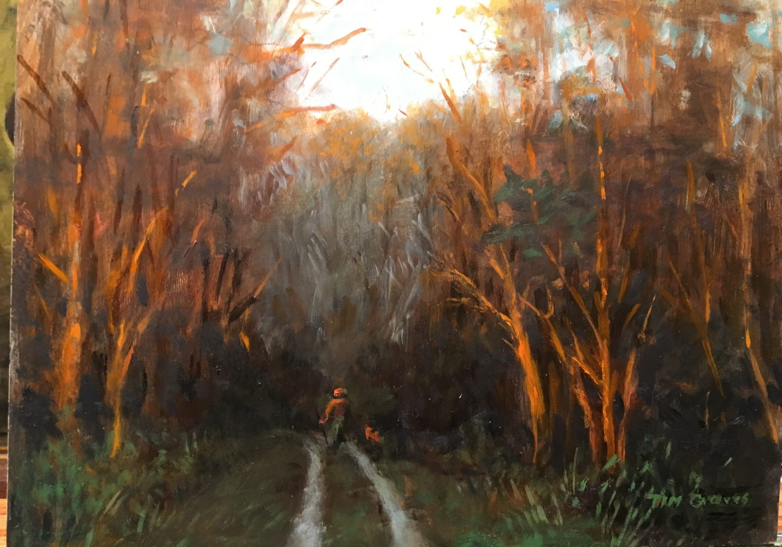 Tim Greaves, Sunset Ricefield