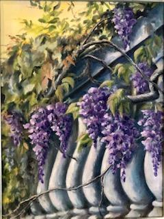 Norma Morris Cable, Springtime in Charleston