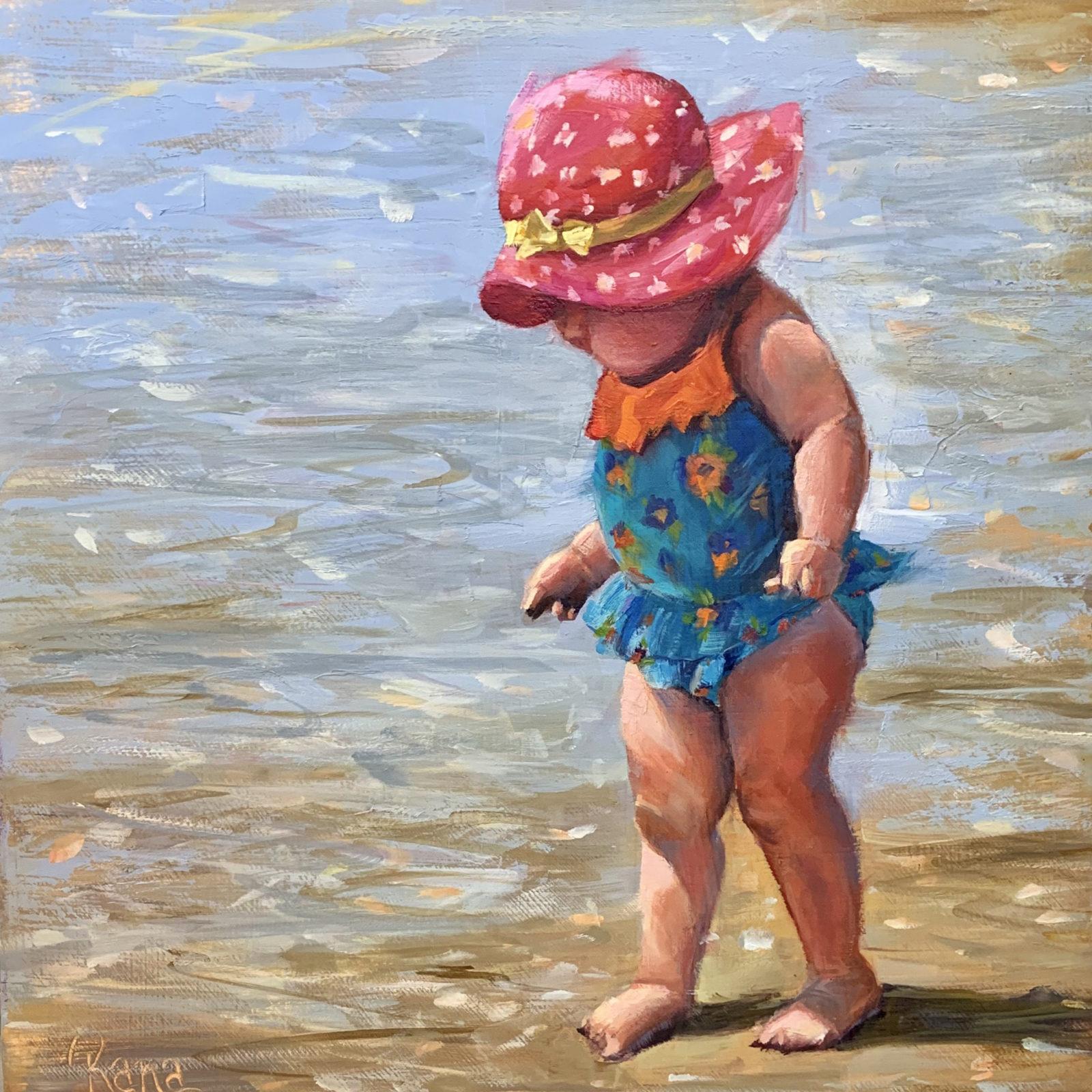 Rana Jordahl, Beach Baby
