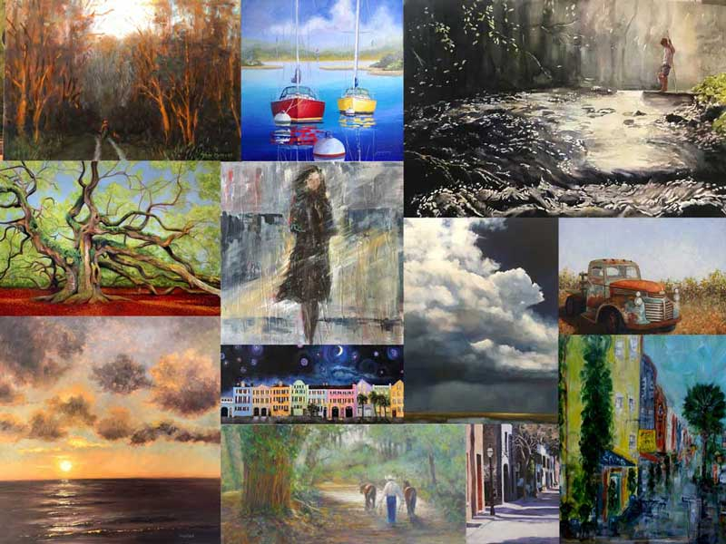 Lowcountry Artists Gallery Guest Artists