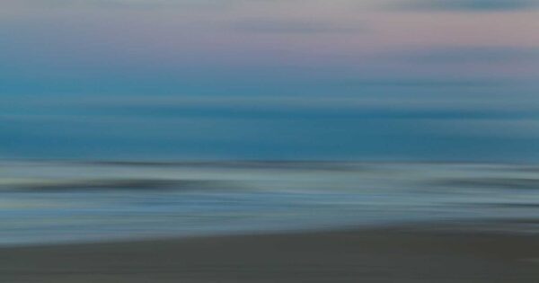 Nicole Robinson, Ocean Blue, Limited Edition, up to 60x40