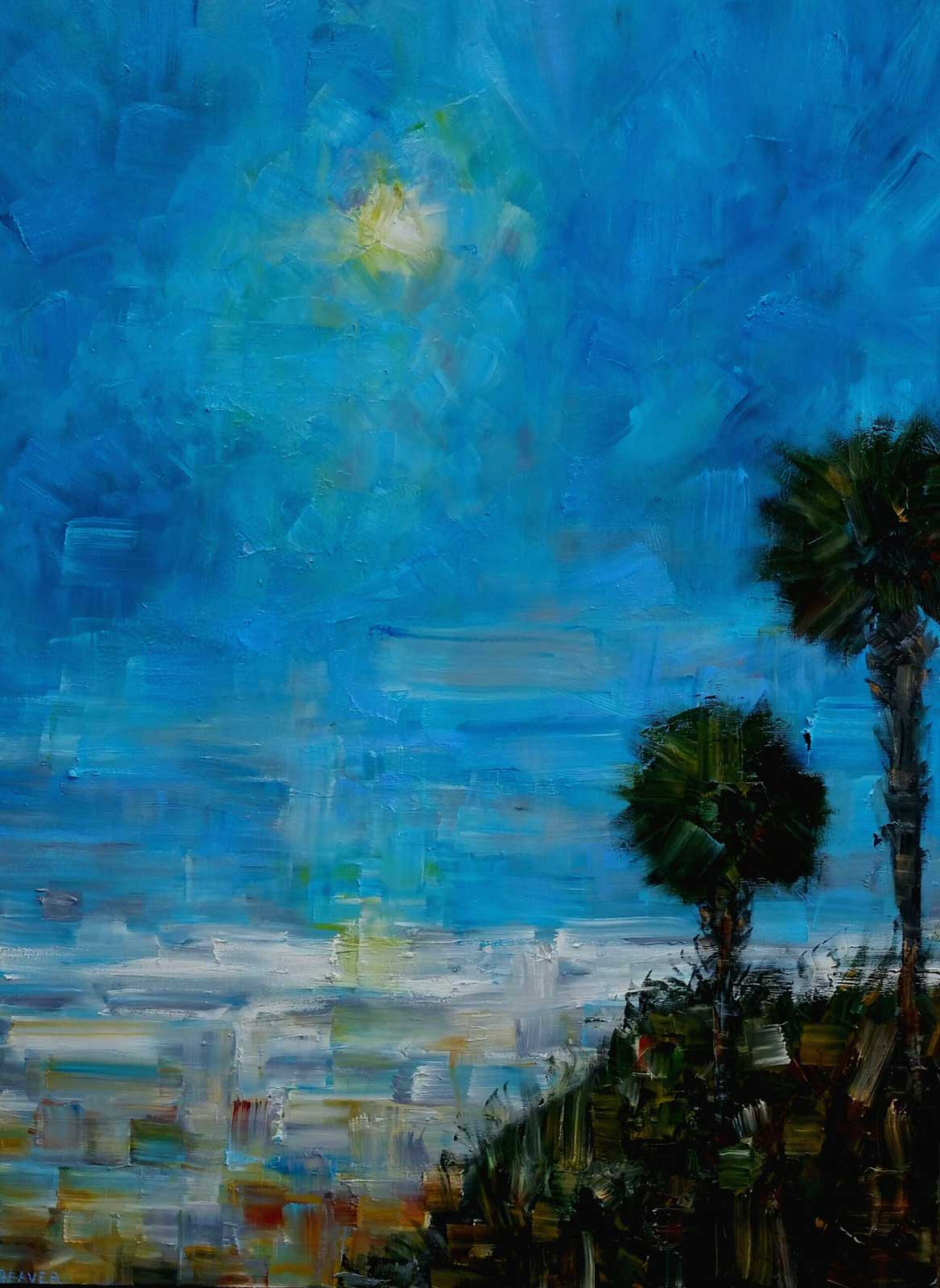 Tommy Beaver, Pawleys January Moon