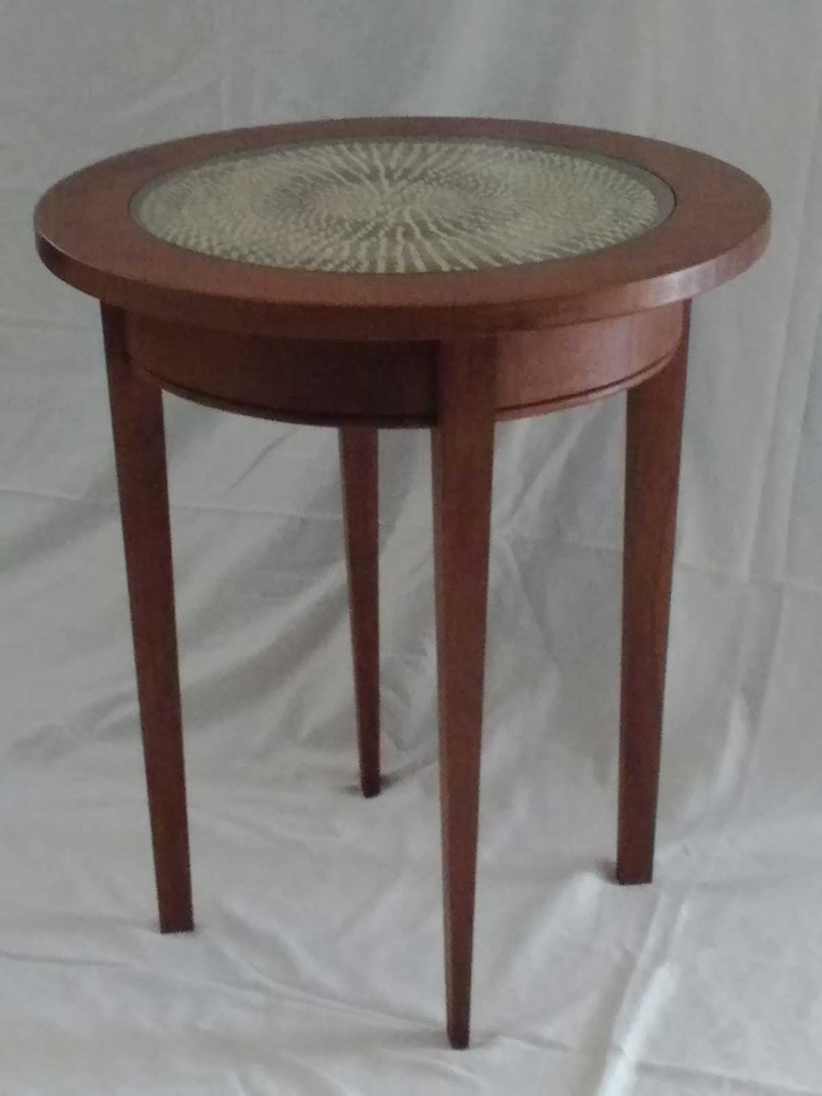 Pete Rock Sweet Grass Table #19 Sweet Grass Table $1,000