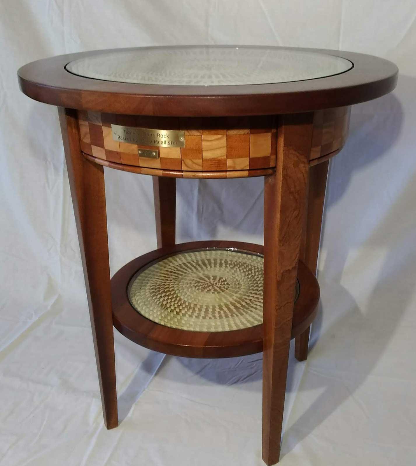 Pete Rock Sweet Grass Table #43 $1,400