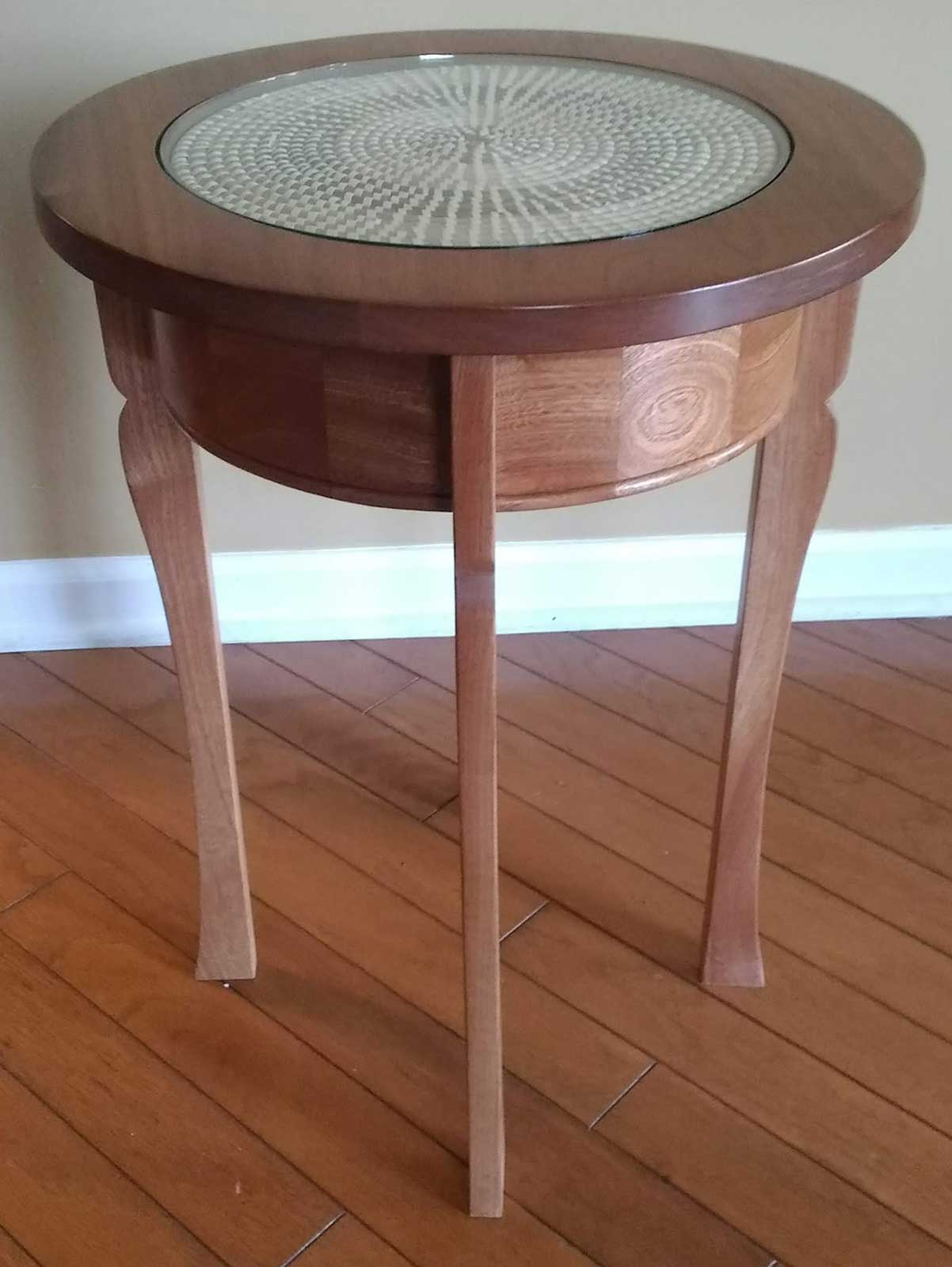 Pete Rock Sweet Grass Table #47 $1,000