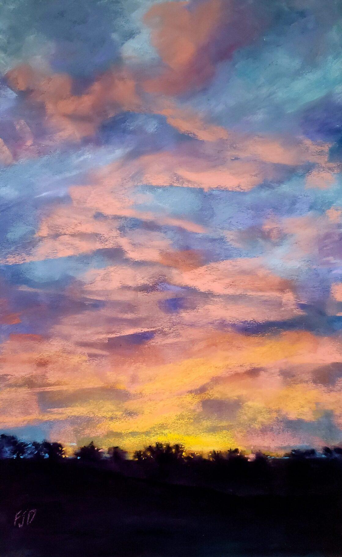 Fran Davies, Carolina Sunset