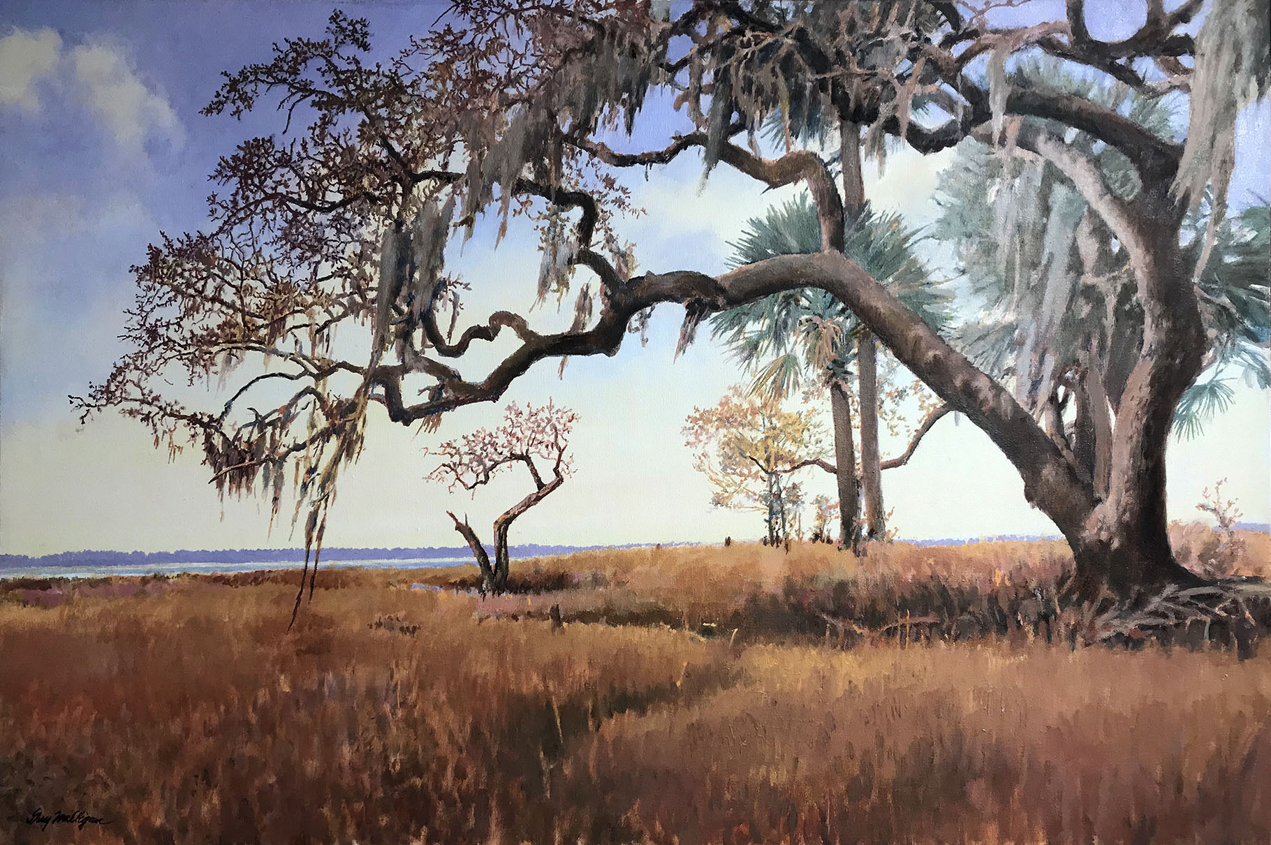 Guy Mulligan, Colleton River View