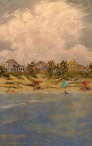 Fran Davies, Sunday on Isle of Palms