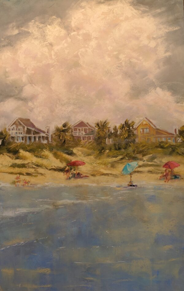 Fran Davies, Sunday on Isle of Palms