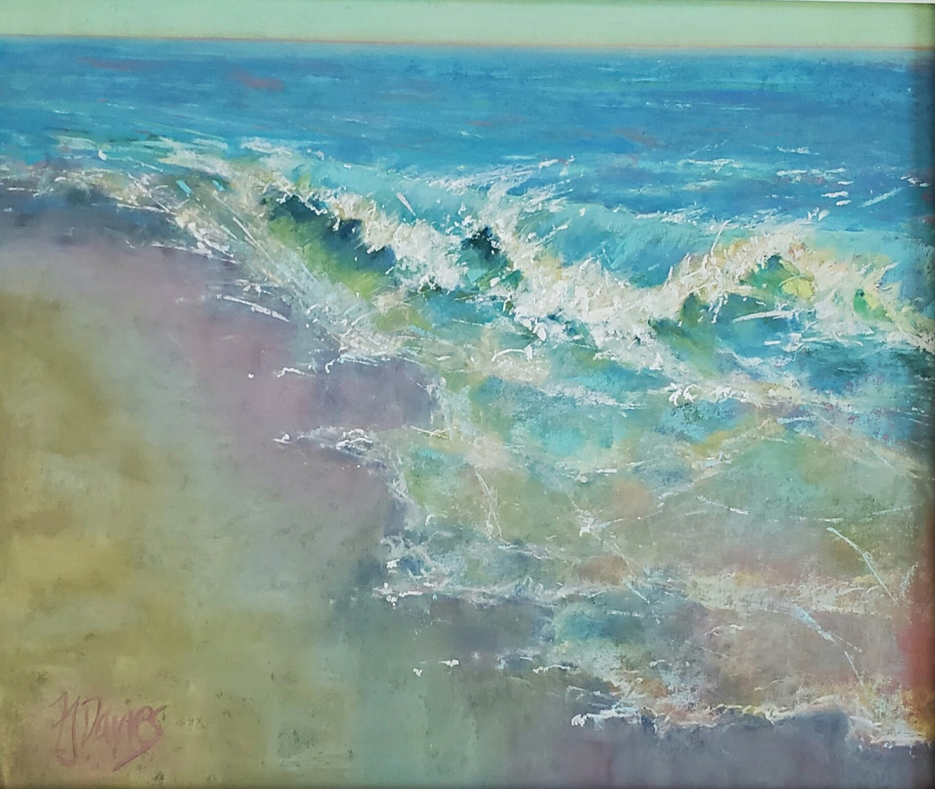 Fran Davies, Wave to Me