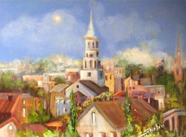 Shelia Thompson, A Slice of Charleston