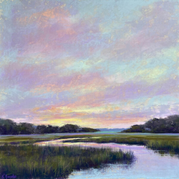 Kellie Jacobs, Reflections at Dusk