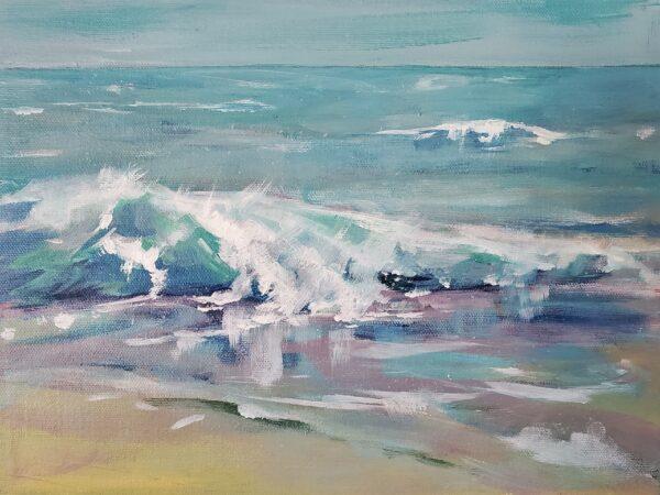 Fran Davies, Summer Wave