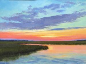 Lisa Willits, every sunset