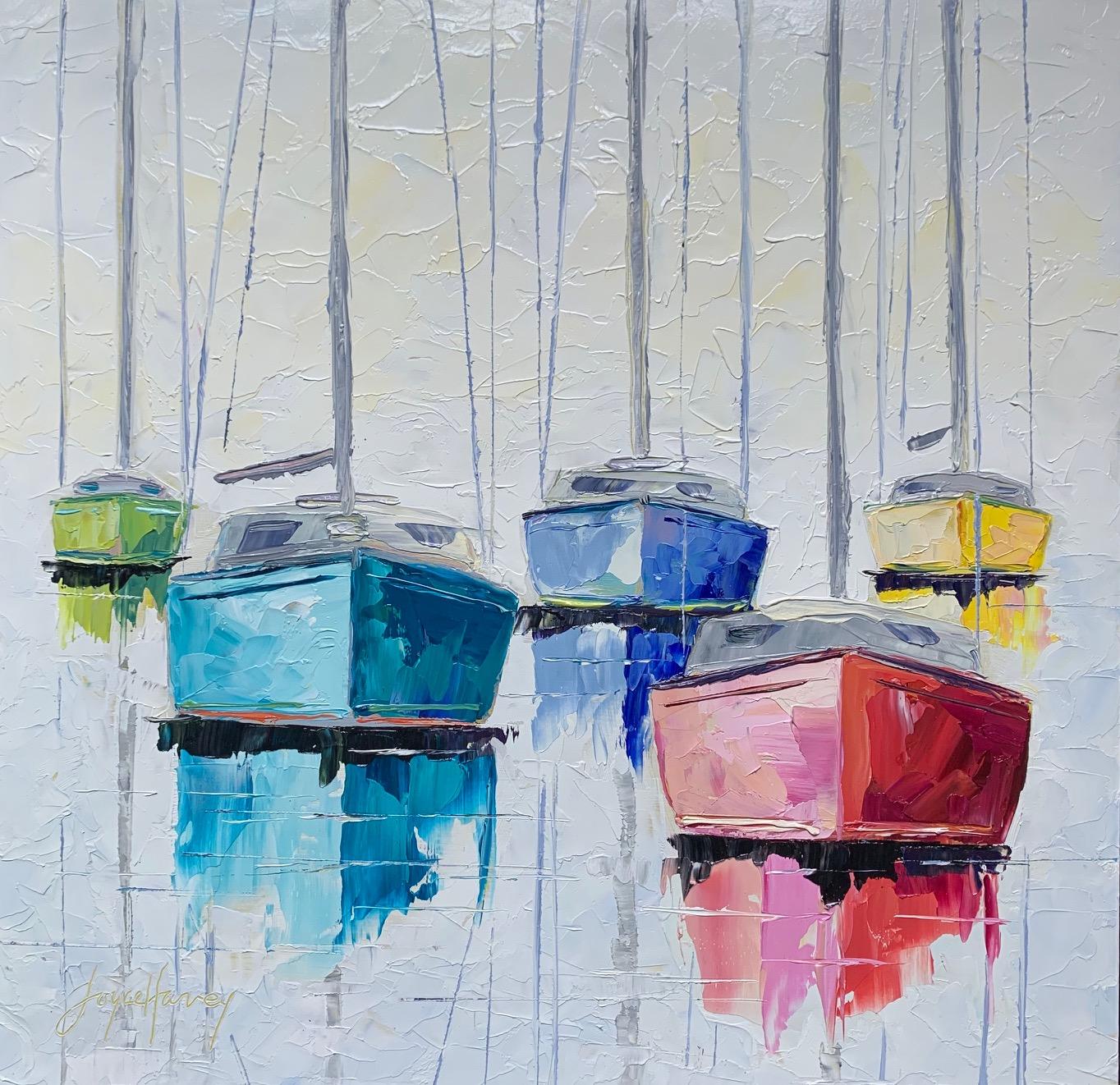 Joyce Harvey, Rainbow Fleet