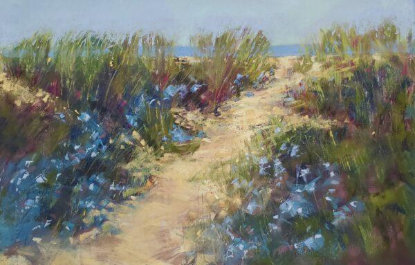 Fran Davies, Hidden Path