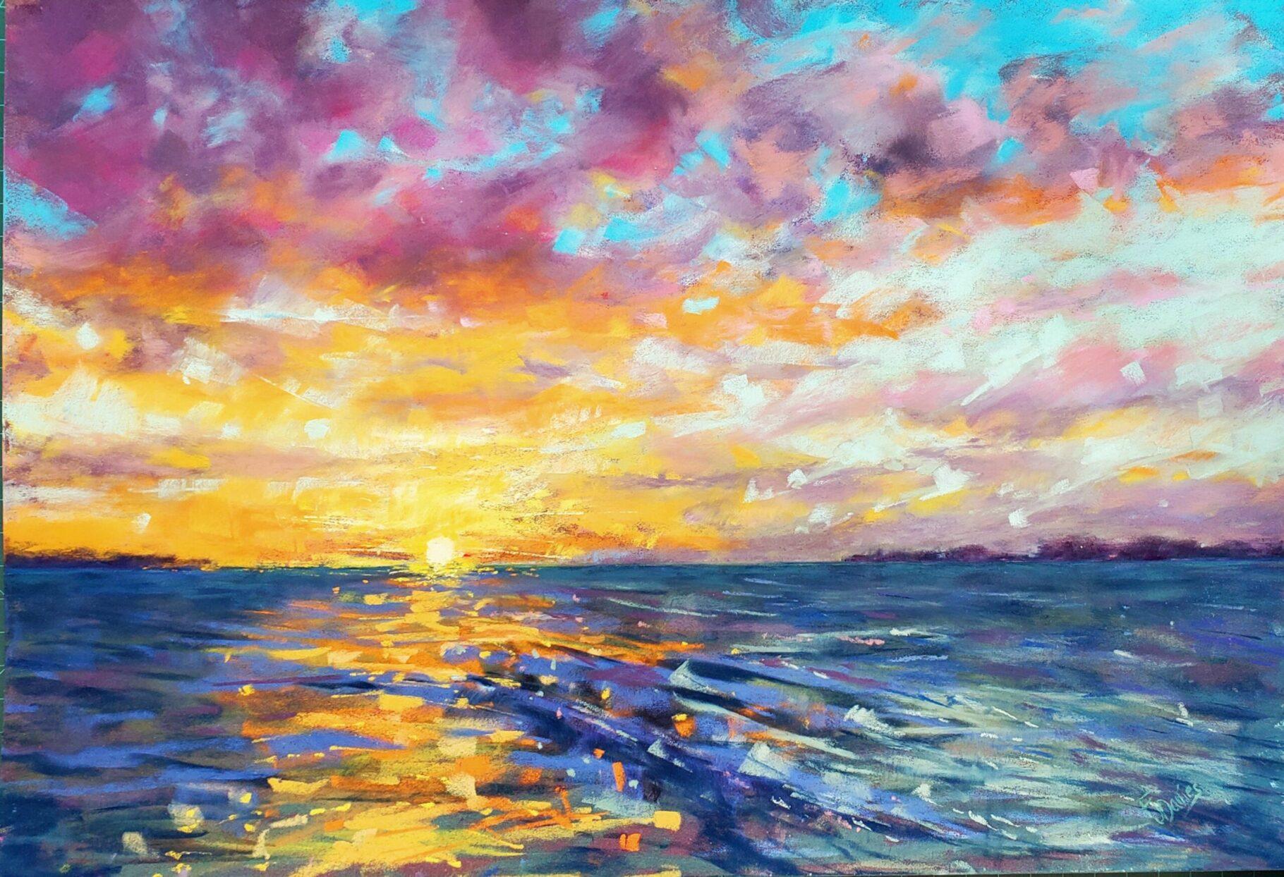 Fran Davies, Sullivan's Sunset