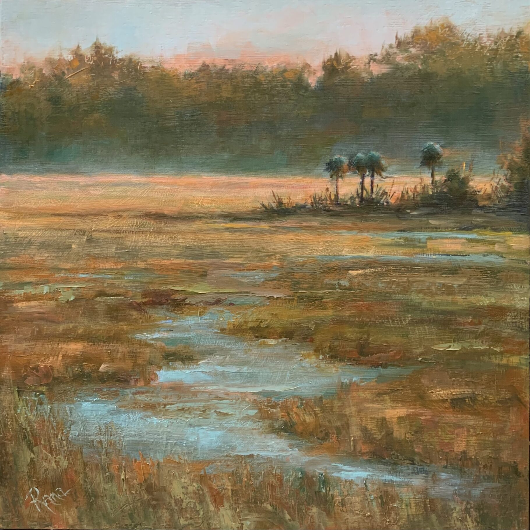 Rana Jordahl, Daniel Island Marsh Colors