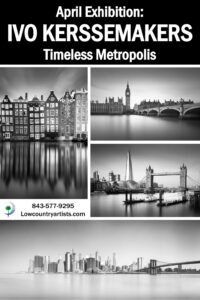 Timeless Metropolis, a photographic exhibition by Ivo Kerssemakers