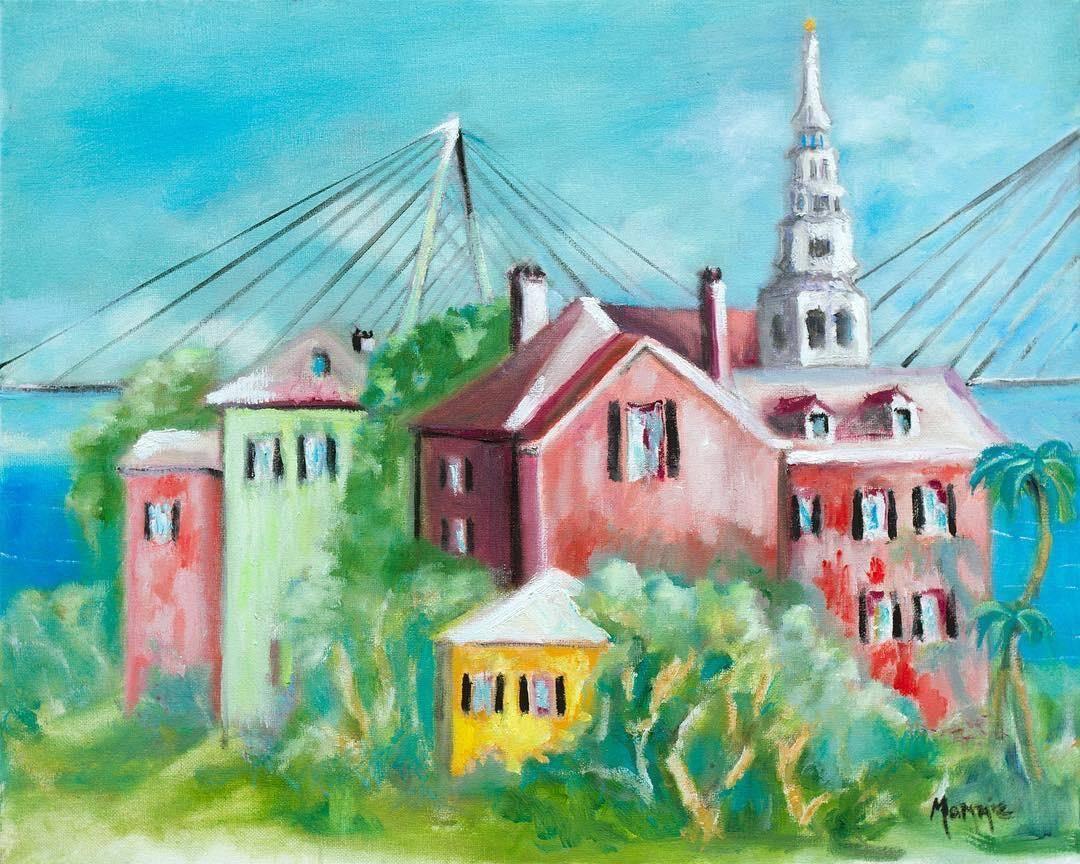 Monnie Johnson, A Taste of Charleston
