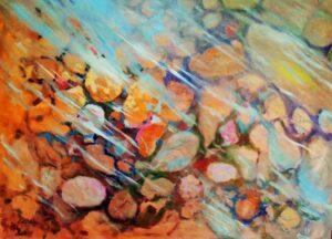 Monnie Johnson, Rocky Mountain Stream