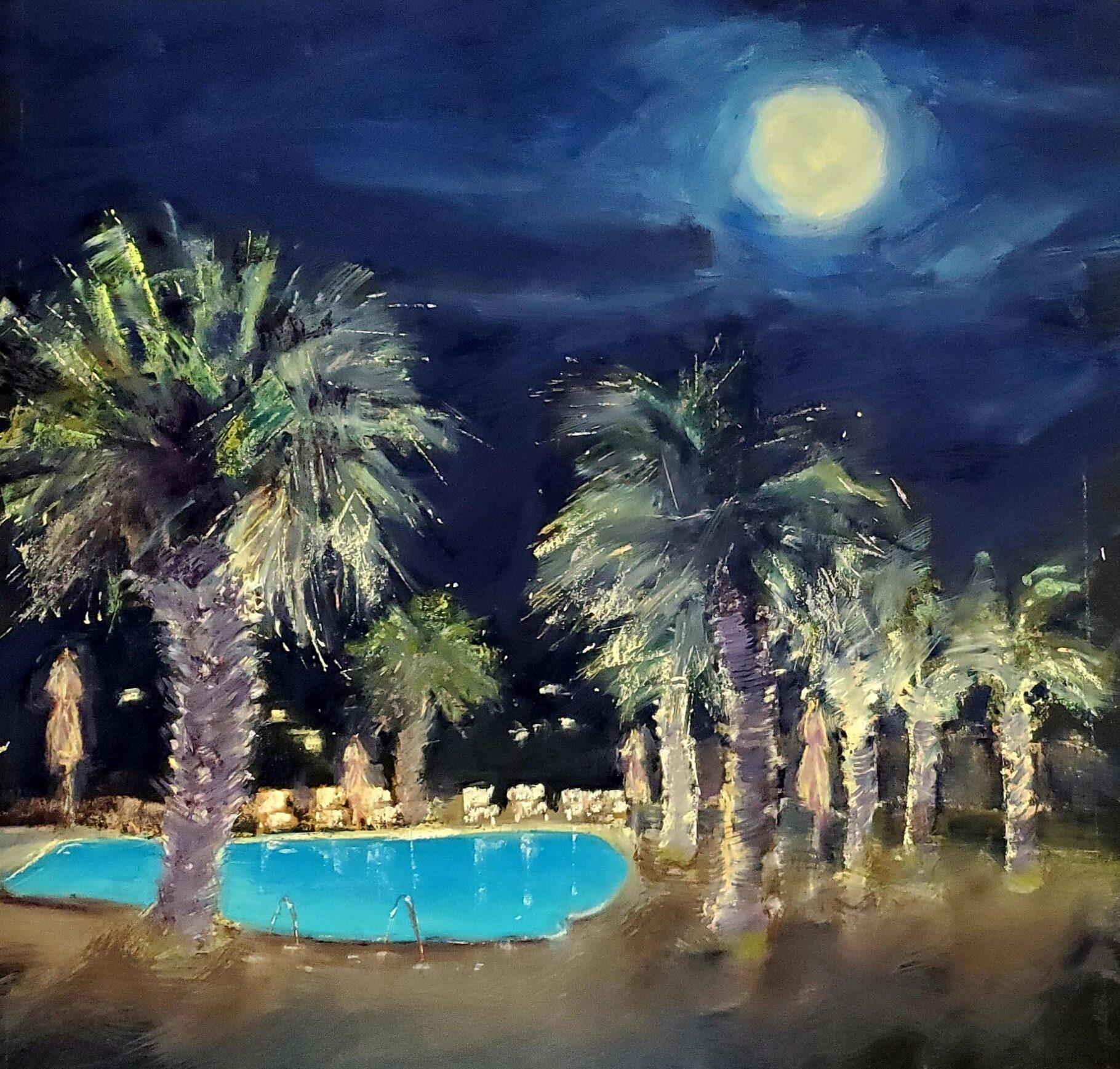 Fran Davies, Kiawah Moon