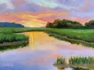 lisa willits, summer reflections