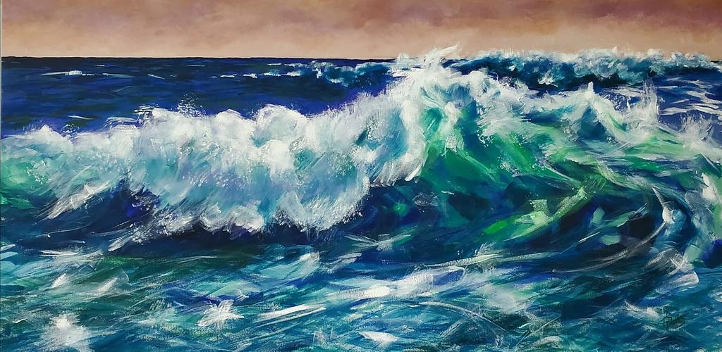 Fran Davies, Folly Beach