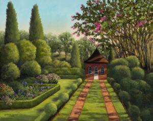 Teresa Jones, Montague Street Garden