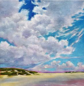 Fran Davies, Cloudy